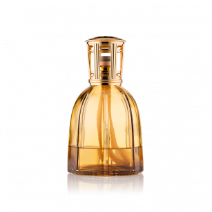 Amber glass Lamparfum with Refill