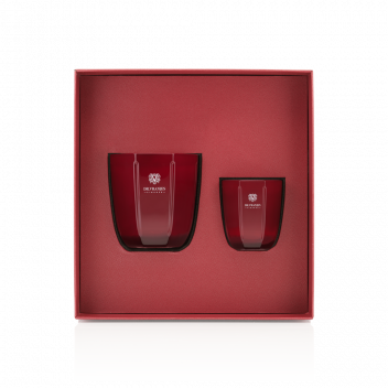 Rosso Nobile Candles Gift Box