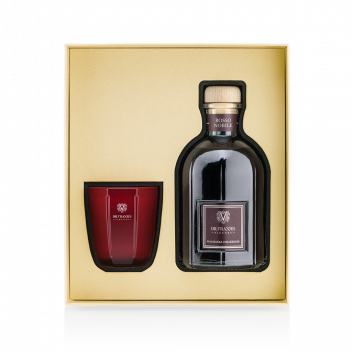Gift Box with Diffuser 250ml and Candle 80gr