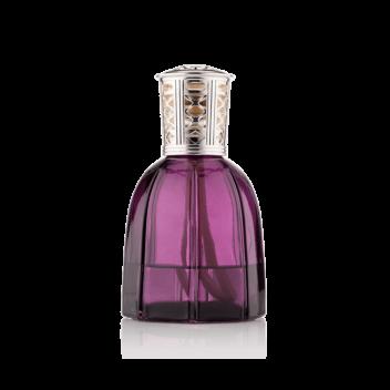 Purple glass Lamparfum with Refill